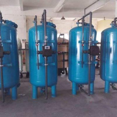 全自动压滤机对合肥生活污水彻底处理