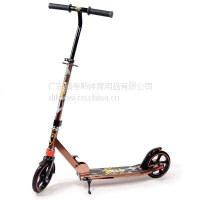 供应广东迪考斯滑板车-户外代步滑板车厂家