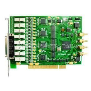 供应合肥阿尔泰 软件自校准多路同步采集卡PCI9008 16路同步AD:80K 14位