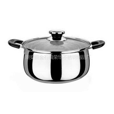 供应供应不锈钢弧形锅汤锅
