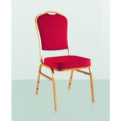 供应酒店铁制大礼堂椅子图片和价格 XE-003