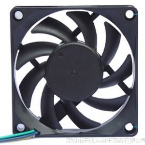 供应7CM机箱风扇 电源风扇批 主机散热风扇 低价 静音 电脑配件批量