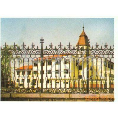 山东淄博供应铸铁护栏围栏栅栏