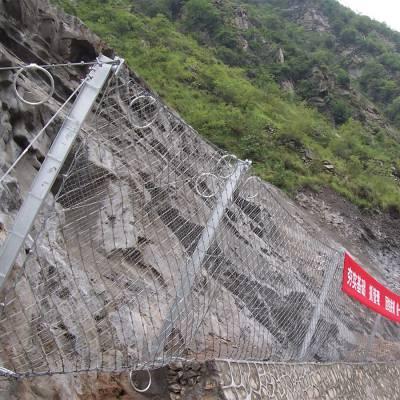 温州柔性边坡防护网隆恩牌