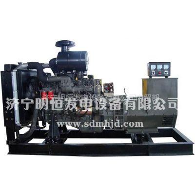供应无刷电机国产柴油发电机小区静音型备用电源知名品牌