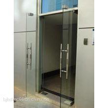 西城区安装玻璃门 鼓楼附近维修玻璃门换玻璃