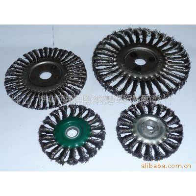 供应外贸型扭丝平型钢丝轮