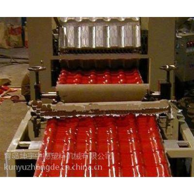 pmma板材设备、板材设备、坤宇中德塑机
