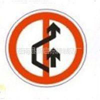 供应标牌制作定点制作交通警示标牌