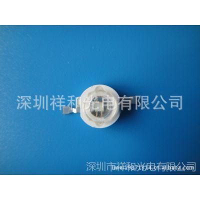 供应1WLED灯珠/1WLED蓝光/led大功率点光源