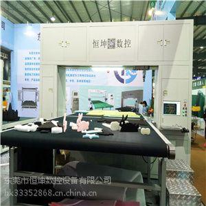 海绵仿形切割机专业品牌 仿形泡棉裁剪机简图 再生棉切割机器介绍 台式