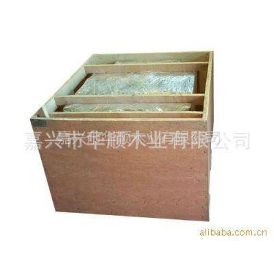 供应【嘉兴华顺】批量销售天然木材制熏蒸木箱