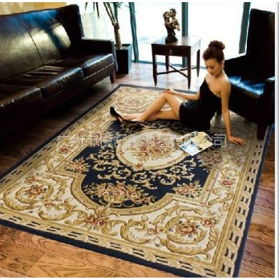供应供应手工定制家居地毯  羊毛地毯