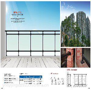 湛江划算的玻璃阳台护栏供应,价位合理的玻璃阳台护栏系列