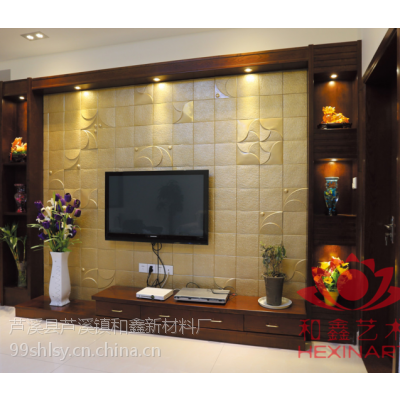 盛和隆专业生产人造砂岩书房玄关影视墙砖欧式花砖
