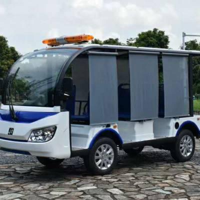 8座电动观光车 济南梵达进口配置新一代升级技术行业领先品牌质量