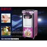 供应厦门有卖做冰淇淋的机器吗,彩色冰淇淋机,立式冰激凌机
