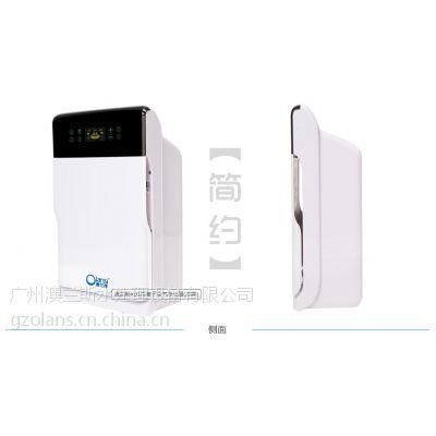 OEM生产空气净化器,厂家热销产品,会销礼品 K01方屏