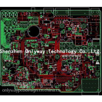 DVR行车记录仪PCB设计,线路板设计外包,layout外包