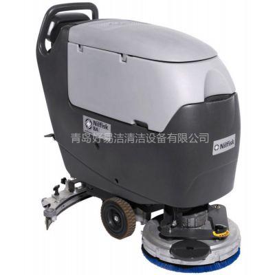 供应力奇NILFISK-BA531手推式洗地机,随后走式洗地/吸干机,静音、高效清洁地面