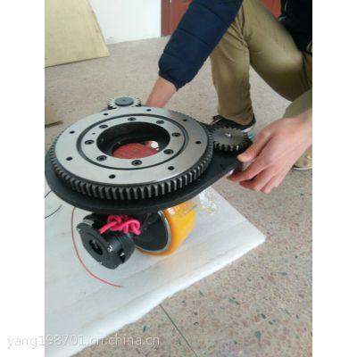 供应电动堆高车AGV转向舵轮(MRT34)意大利AGV驱动轮