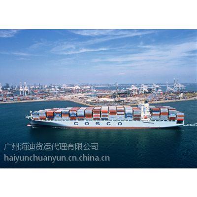 秦皇岛到珠海海运运输航线,一吨多少钱