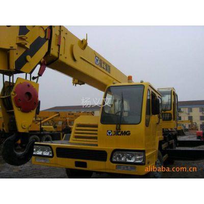 二手工程机械市场供应徐工吊车8吨12吨16吨25吨吊车工程车