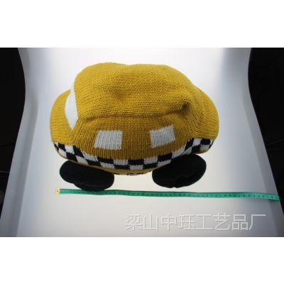 中珏工艺品厂   大量供应 纯手工 钩编公仔