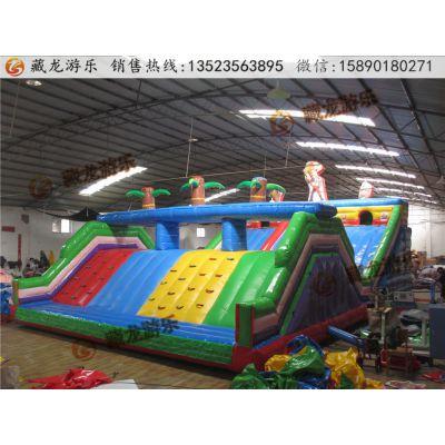 广场孩子们玩的充气城堡的面积是怎么计算的,儿童充气蹦床的面积就是占地面积