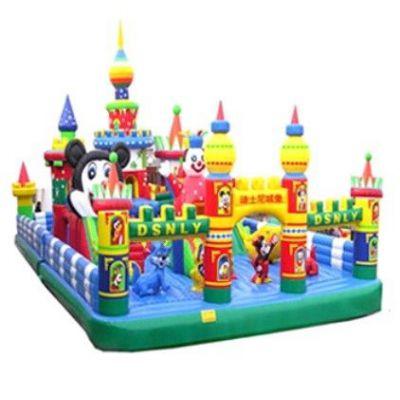 供应游乐设备 迪斯尼城堡租赁