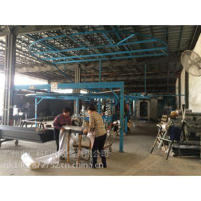 广州广科锌钢护栏制作厂家