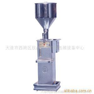 供应自动直列式灌装机