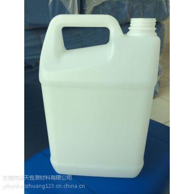 东莞直销5L塑料桶塑料桶 5L食品包装塑料桶5公斤包装桶