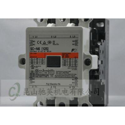 内蒙古SC-N6/VS富士接触器图片