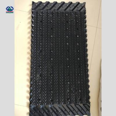 PP砖厂除尘填料, 黑色带疙瘩的黑色塑料片 河北华强