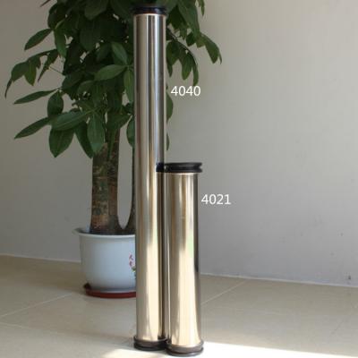 纯水设备专用4040RO膜壳 反渗透4寸膜壳 不锈钢膜容器生产厂家晨兴