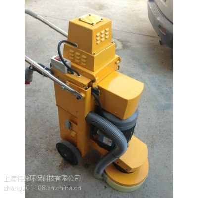 蚌埠直销无尘水泥地面打磨机-混凝土地面抛光机打磨机-吸尘翻新研磨一体打磨机
