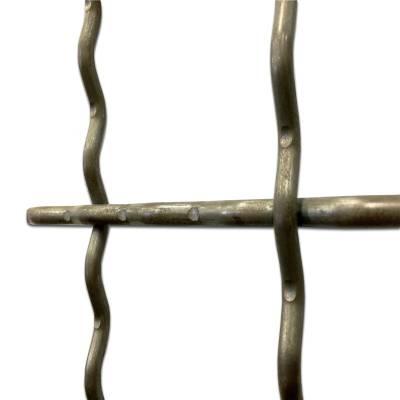 轧花网片 镀锌轧花网 矿筛网价格