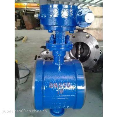 九特阀门D363H/D363W焊接蝶阀碳钢不锈钢