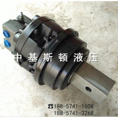 JNG3-1900挖机改钻机钻坑打桩液压马达减速机动力头带双向平衡过载保护阀