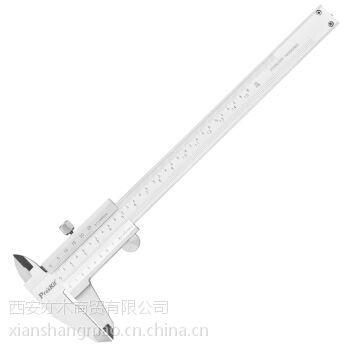 西安宝工工具代理PD-153 机械一般型游标卡尺(公英制) 不锈钢