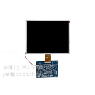 友达A104SN03和奇美LSA40AT9001液晶驱动板及其LVDS转接板