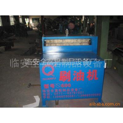 供应刷油机械设备、铝制品、不锈钢、搪瓷设备 oil brushing machine