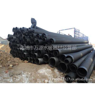 供应大口径HDPE双壁波纹管大量走货中