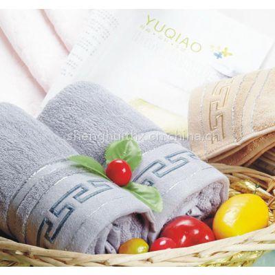 惠州商务浴巾定制/惠州礼品毛巾价格/惠州广告毛巾批发