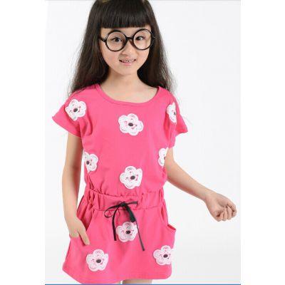 5元起韩版纯棉中小童套裙批发 童装厂家直批 价格便宜实惠 货到付款 质量保证