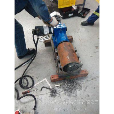 捷瑞机床(图),便携式绞孔机供应商,赣州便携式绞孔机