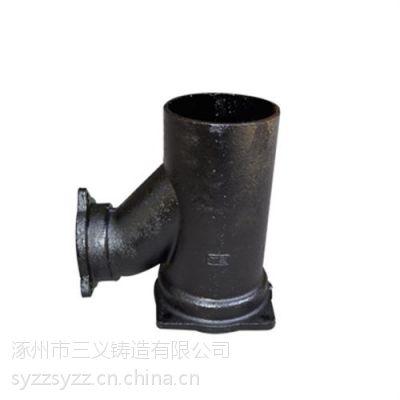 三义铸造(图)_铸铁管品牌_铸铁管