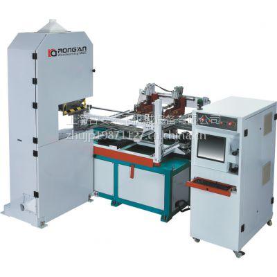 上海CNC数控带锯、板材曲线条锯切切割机、无锡全自动CAD画图曲线锯、数控开料机厂家