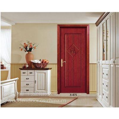免漆门,复合木门,PVC门,工程免漆门,MDF板木门,广福木门